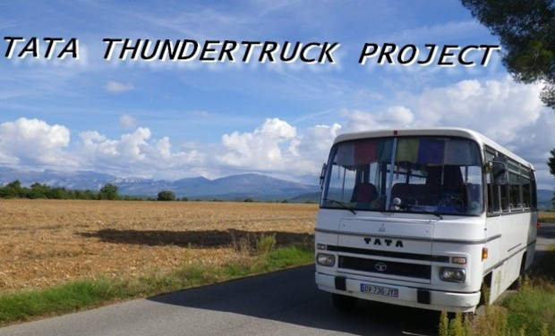 Visuel du projet Tata Thundertruck Project