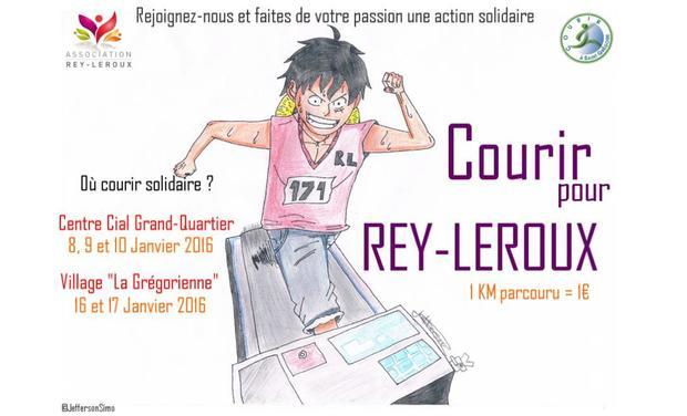 Visuel du projet Courir pour Rey-Leroux