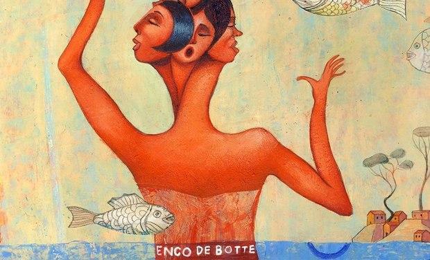 Project visual Enco de Botte : le Disque!