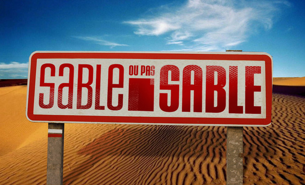 Visuel du projet Sable ou Pas-Sable? That is the question!