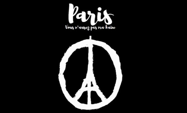 """Project visual Edition du Livre : """"Paris : Vous n'aurez pas notre haine"""""""