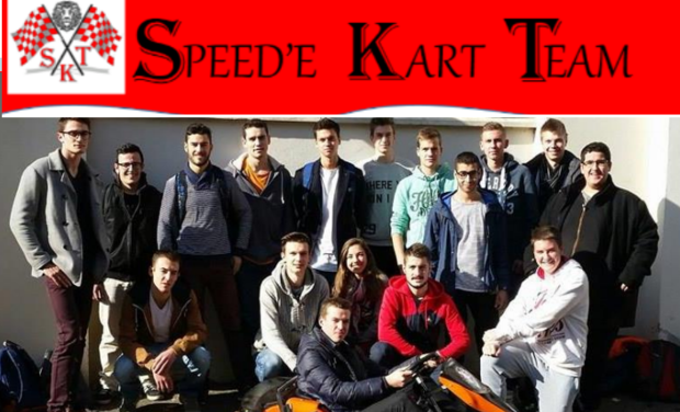 Project visual Projet E Kart