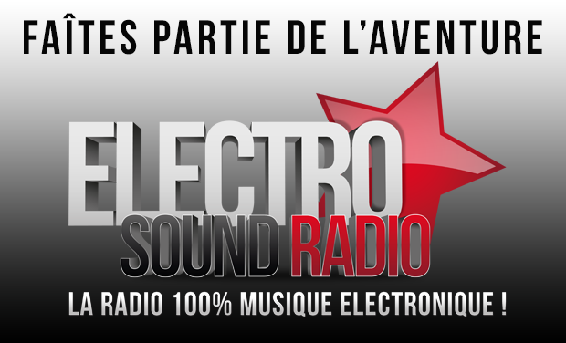 Visueel van project Electro Sound Radio
