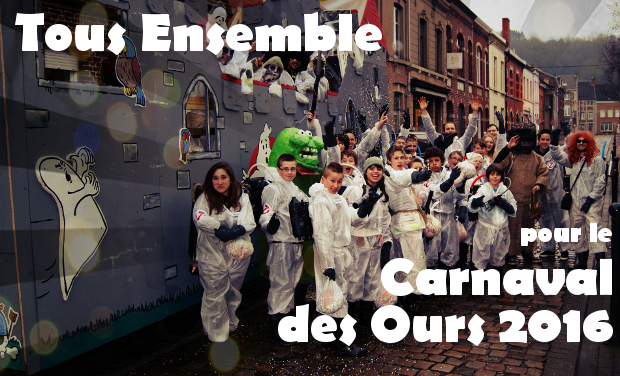 Visuel du projet Tous ensemble pour le Carnaval des Ours 2016