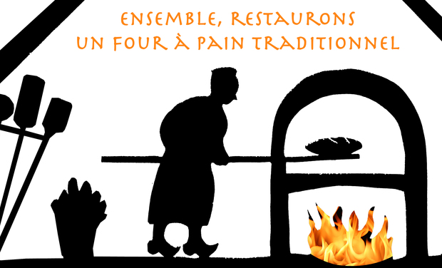 Project visual Ensemble, restaurons un four à pain traditionnel