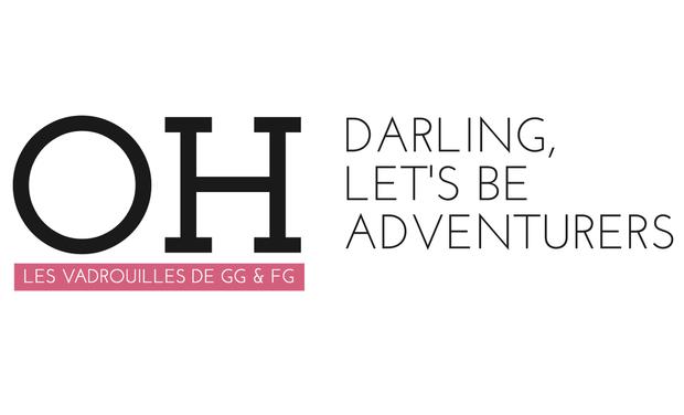 Visuel du projet Oh darling, let's be adventurers