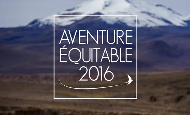 Visuel du projet Aventure Équitable 2016