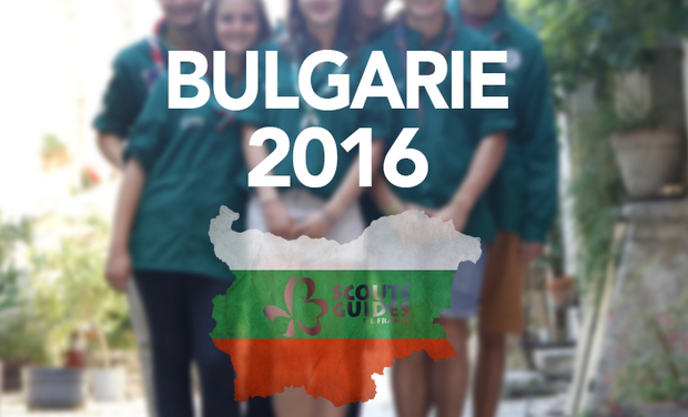 Project visual Des Compas en Bulgarie