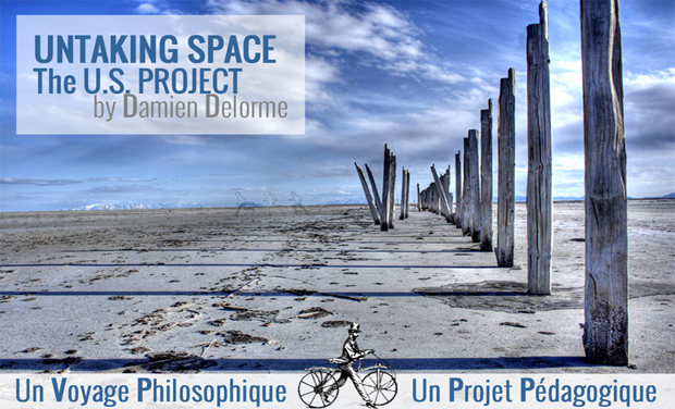 Visuel du projet UNTAKING SPACE The U.S. Project