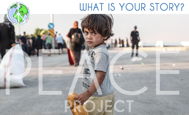 Visueel van project Peace Project