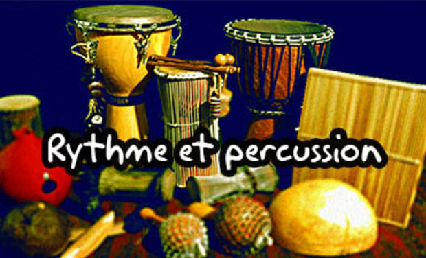 Visueel van project Rythme et percussion