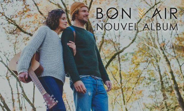 Visuel du projet BON · AIR  -  Nouvel Album