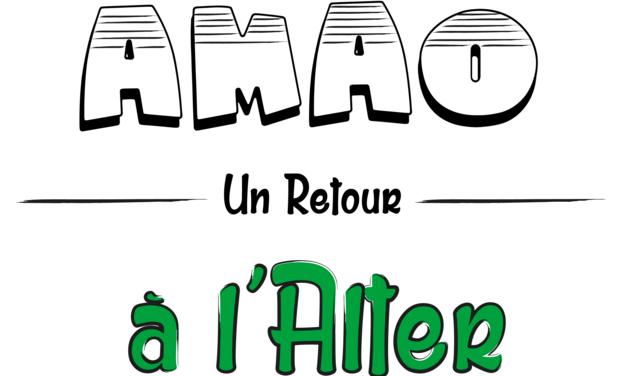 """Visuel du projet AMAO - Un retour à l'Alter : Tour du monde des """"alternatives"""""""