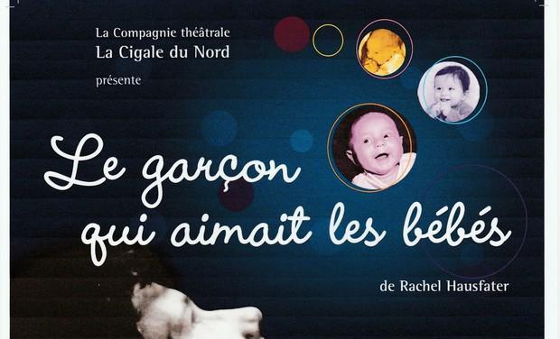 Visuel du projet Le garçon qui aimait les bébés
