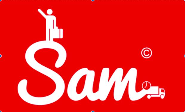 Visuel du projet Sam - Circulez et livrez librement !