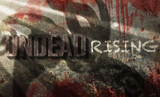 Visueel van project Undead Rising - 1er EP