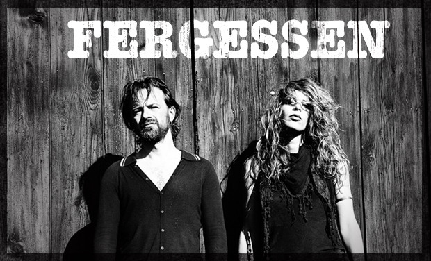 "Visueel van project FERGESSEN - 2e Album - ""FAR EST"""