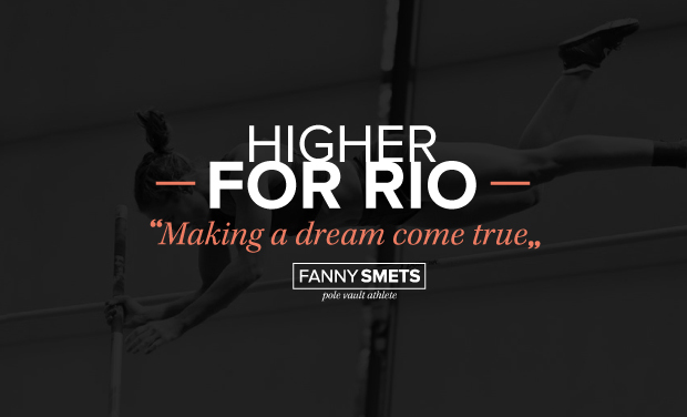 Visuel du projet Higher for Rio