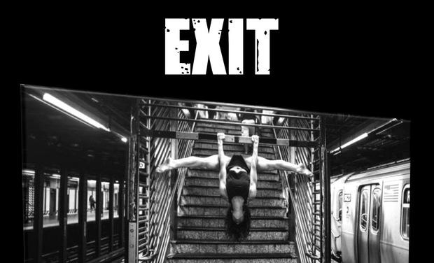 Visuel du projet EXIT.. de la Corse à New York