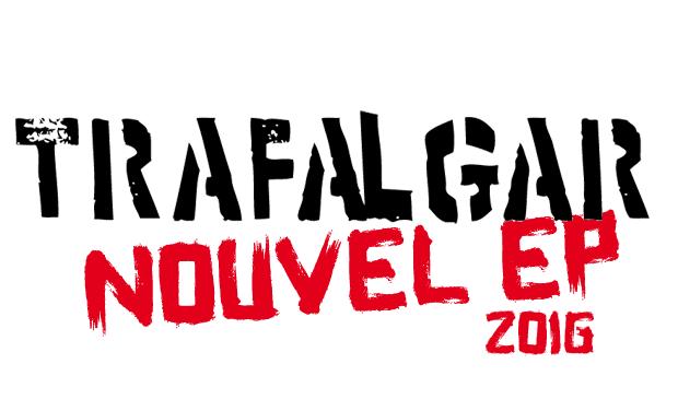 """Visuel du projet Trafalgar- Nouvel EP """"Mon Cinéma"""""""