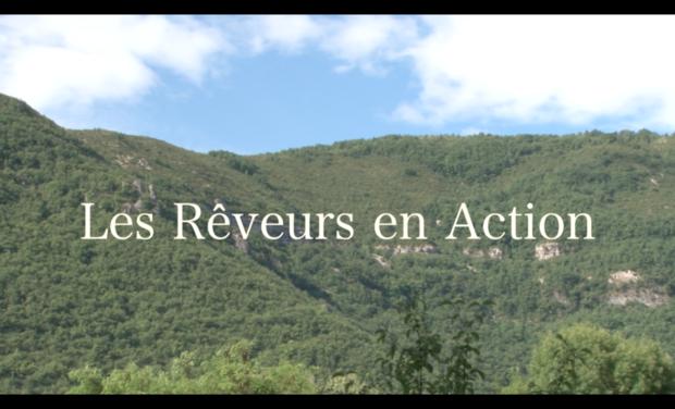 """Project visual """"Les Rêveurs en Action"""", Documentaire"""