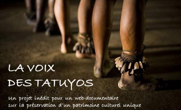 Visuel du projet La voix des Tatuyos