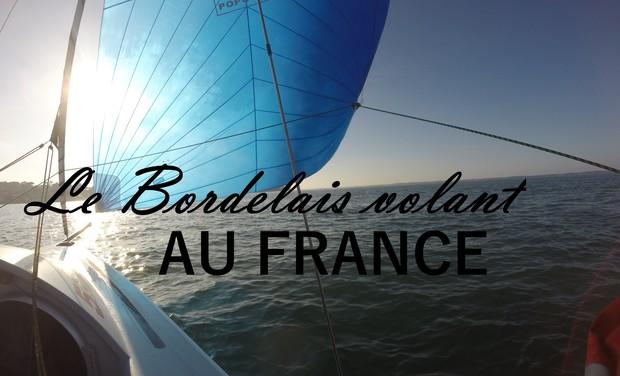 Visueel van project Le Bordelais Volant au France !