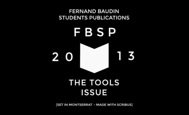 Visueel van project Fernand Baudin Students Publications
