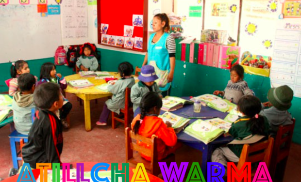 Visueel van project ATILLCHA WARMA : Des compagnons à Cuzco