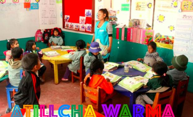 Visuel du projet ATILLCHA WARMA : Des compagnons à Cuzco
