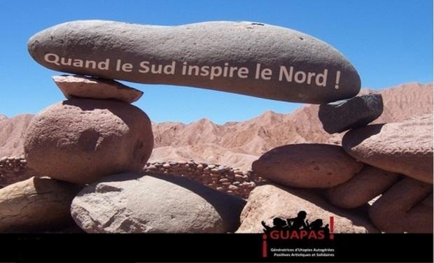 Visueel van project Quand le Sud inspire le Nord: inventons des sorties de crise!