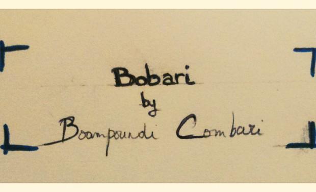 Project visual BOBARI by Boampoundi Combari