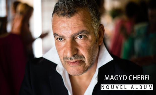 Visuel du projet Magyd Cherfi - Nouvel album