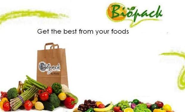Visuel du projet Biopack Food&Drink: Partager le meilleur de la nature!