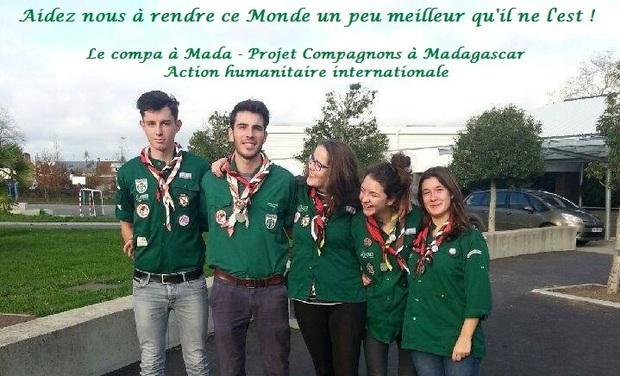 Visuel du projet Le compa sur Mada - Projet Compagnons à Madagascar