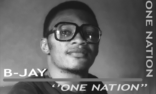 Visuel du projet One Nation le Clip by B-Jay (Kings).