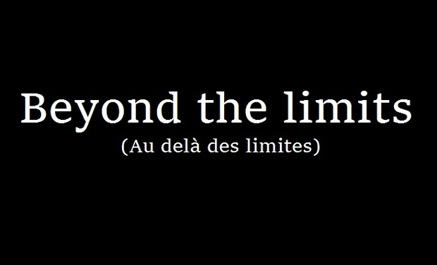 Project visual Beyond the limits