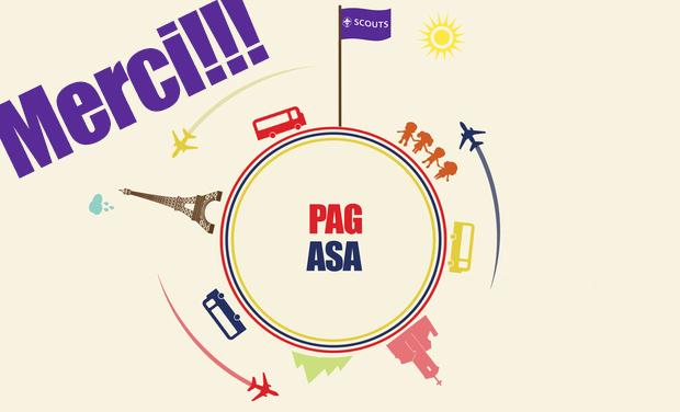 Visueel van project Projet Scouts & Guides de France: Pag-asa (Espoir)