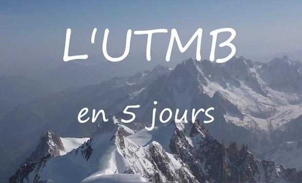 Visuel du projet L'UTMB en 5 jours