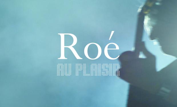 Visuel du projet Au plaisir», le livre-disque de Roé