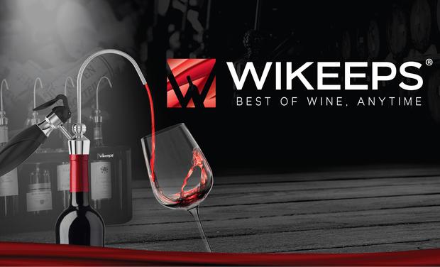 Visueel van project Wikeeps, un Brevet Francais au service du Vin