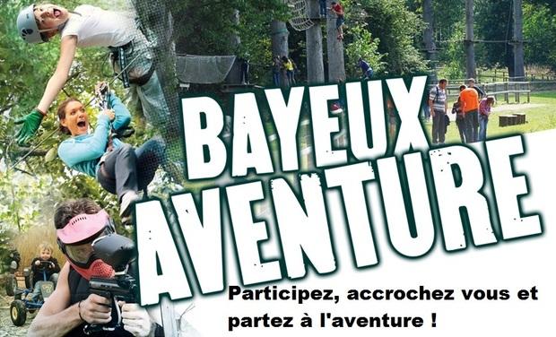 Visuel du projet Développement du parc de loisirs Bayeux Aventure !