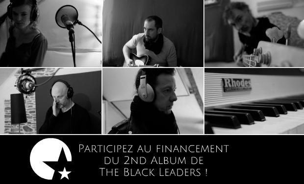 Visuel du projet Participez au 2nd Album des Black Leaders