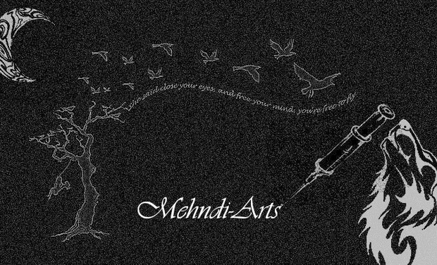 Visuel du projet Mehndi-Arts