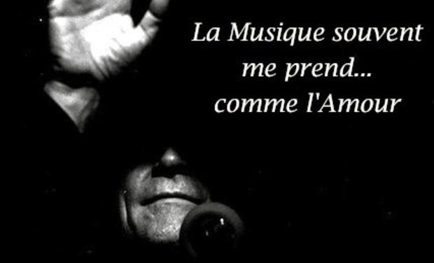 Visueel van project Autour de Léo Ferré - La musique souvent me prend... comme l'amour