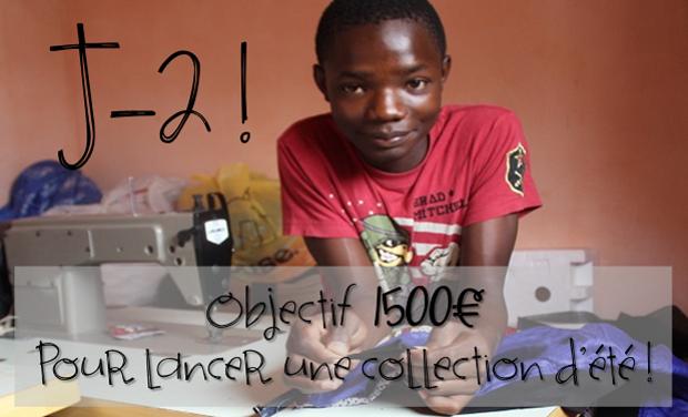 Visuel du projet Marché Boucotte, projet textile 100% solidaire