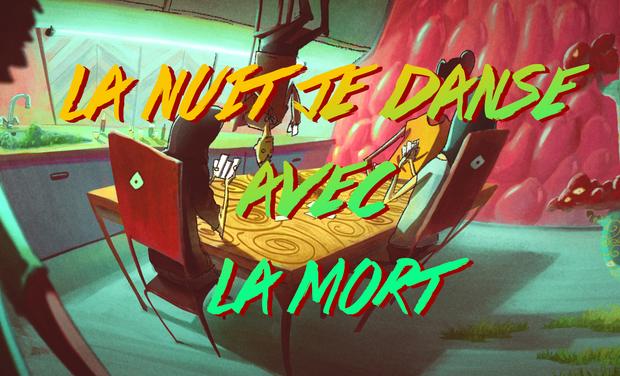 Visuel du projet La Nuit Je Danse Avec La Mort