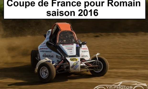 Visueel van project Coupe de France pour Romain saison 2016