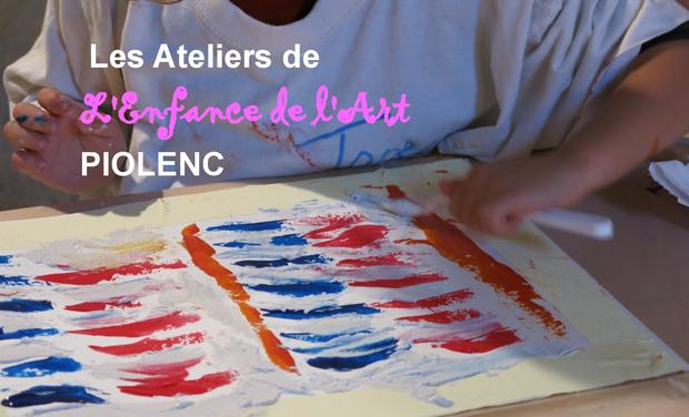Project visual Les Ateliers de L'Enfance de l'Art