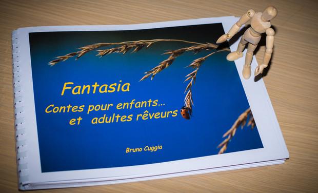 Visueel van project Fantasia, contes pour enfants et adultes... rêveurs